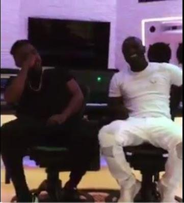 konvict music Africa, Akon, Samklef