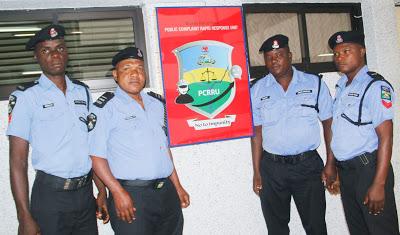 Nigerian police, IGP, Dismissal,
